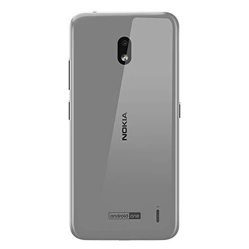 "Nokia 2.2- Android 9.0 Pie - 32 GB - Single Sim Unlocked Smartphone (AT&T/T-Mobile/Metropcs/Cricket/Mint) - 5.71"" HD+ Screen - Steel - U.S. Warranty"