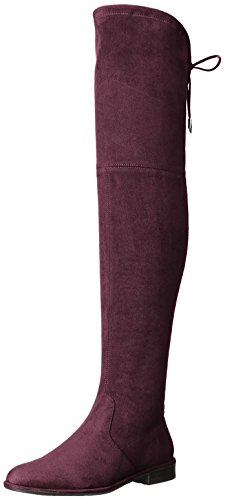Boot Riding Mfhumor2 Fisher Burgundy Fisher Marc Marc Womens xqwOYx4X