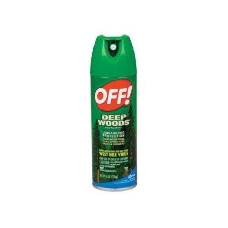 OFF! Deep Woods Insect Repellent V 6 oz