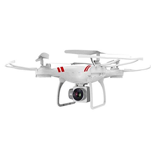 Review [Quadcopter] Wide Angle Lens