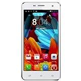 Spice 5 inch(12.7 cm) Dual SIM 3G Android Phone-MI-514 White