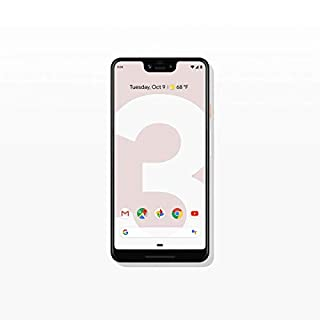 Google Pixel 3 XL Smartphone (G013C) GSM Unlocked + Verizon - 64GB / Not Pink (Renewed)