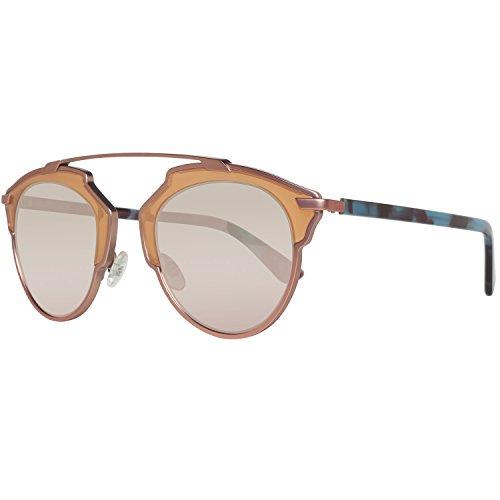 Dior RJP Matte Pink Blue Havana So Real Aviator - Real Sunglasses So Christian Dior