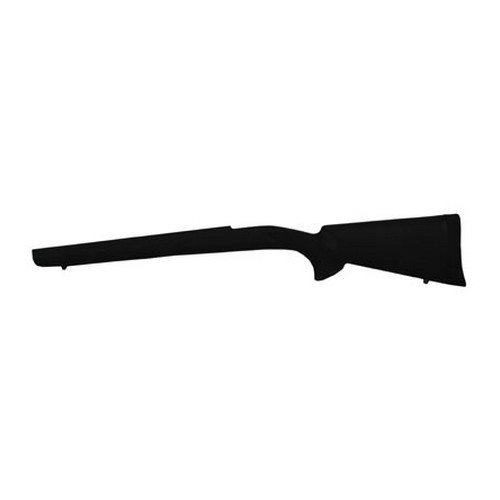 Hogue 77000 Rubber OverMolded Stock for Ruger, 77 Mkii Short Action W/Pillar Bed