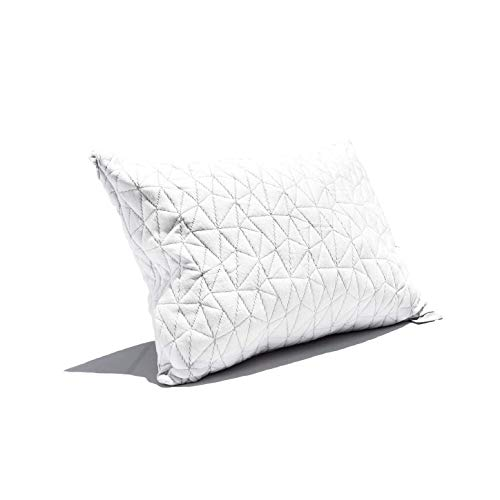 Coop Home Goods Shredded Memory Foam Toddler Pillow 14x19 Adjustable Hypoallergenic &...