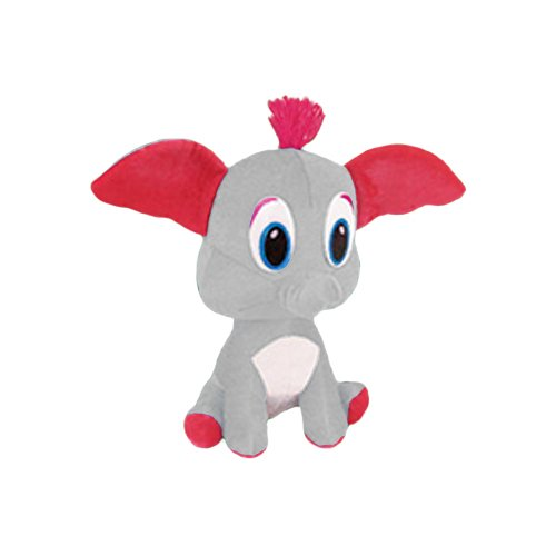 11 Gray ToySource Everly The Elephant Plush Collectible Toy