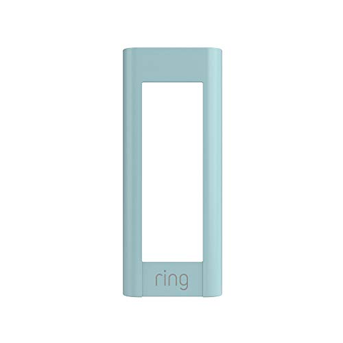 Ring Video Doorbell Pro Faceplate - Ice Blue