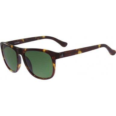 Calvin Klein Sunglasses 3175 214 Havana Green