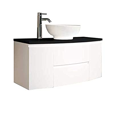 Astonishing 1000 Vanity Unit With Vessel Basin For Bathroom Ensuite Download Free Architecture Designs Scobabritishbridgeorg