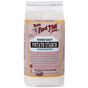 Bob's Red Mill Gluten Free Potato Starch, 24 oz
