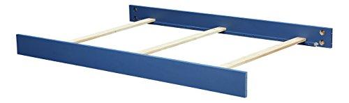 Bassett Baby & Kids Emerson Full-Size Bed Rails, Indigo Blue