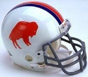 NFL Riddell Dallas Cowboys White 1960-1963 Throwback Replica Full-Size Helmet]()