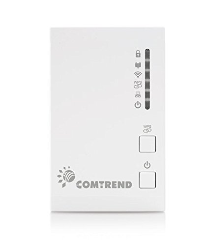 Comtrend G.hn 1200 Mbps Wireless Powerline Ethernet Bridget with WIFI (PG-9171N) by Comtrend