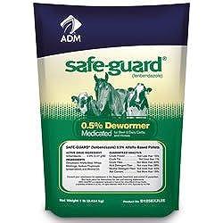 Safe-Guard Cattle and Horses Top Dress Dewormer - 5-lb. pkg. - C34484