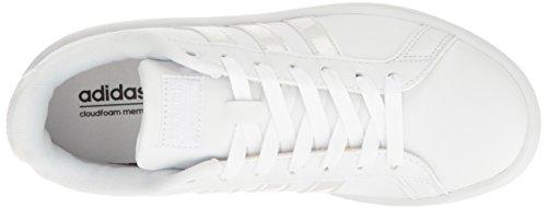 adidas Frauen Cloudfoam Advantage Sneaker Weiß / Weiß / Schwarz
