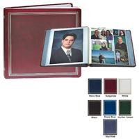 Pioneer Photo Albums Pmv206 Regular Size Magnetic Photo Album Assorted Colors