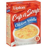 Lipton Cup-a-Soup Chicken Noodle Flavor 1.8 Oz (Pack of 4) by Lipton