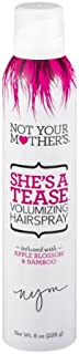 product image for Not Your Mothers Shes A Tease Volumizing Hairspray 8 Ounce (235ml) (6 Pack)