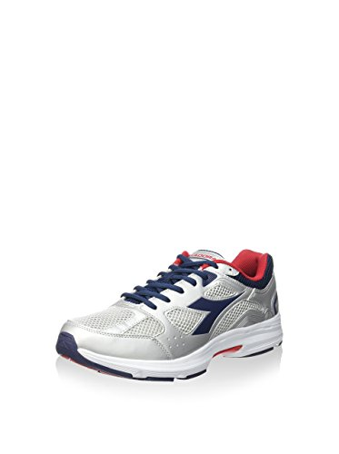 Diadora Zapatillas Shape 5 Plata / Azul EU 45 (10.5 UK)