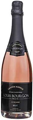 Louis Bourgon Grande Réserve Brut Cuvée Rosé 0,75L