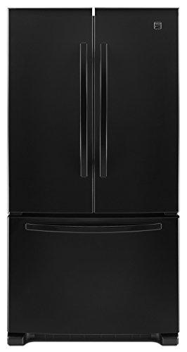 Kenmore 19.5 cu. ft. Wide French Door Bottom Freezer Refr...