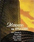 Mathematics for Applications, Ernest F. Haeussler Jr., 0536620075
