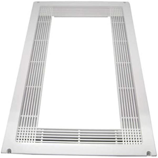 Recamania Embellecedor microondas Standard Blanco 600x400mm: Amazon.es