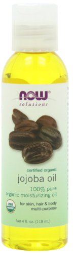 NOW Foods Organic Jojoba Package