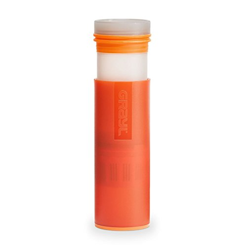 GRAYL-Ultralight-Water-Purifier-FILTER-BOTTLE-Orange