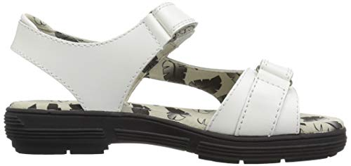 Pictures of Golfstream Women's Two Strap Sandal Sport G2083 White 2 9 M US 3