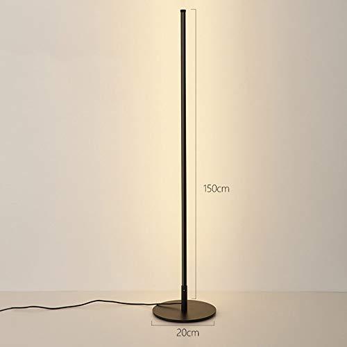 OPXZPM Lampara de pie LED Lampara de pie para decoracion de Esquina de cabecera Luz de pie Decoracion para el hogar Luz de pie Lamparas de pie, luz calida