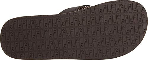 M Mat Sanuk Brown Us Womens Flops Yoga 8 Flip qxUnx1