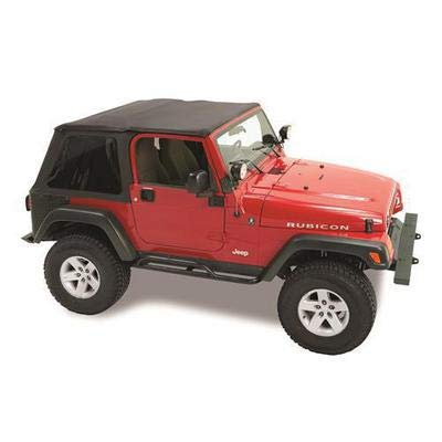 01 Jeep Top Wrangler (Pavement Ends by Bestop 56840-35 Black Diamond Frameless Sprint Top for 1997-2006 Jeep Wrangler)