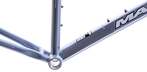 "19"" MARIN TERRA LINDA 700C Women's Road City Bike Frame Blue Sky Alloy NOS NEW"