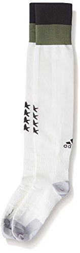 adidas Trikot/Auswärts-socken UEFA EURO 2016 DFB Replica 1 Paar, weiß/grün, 43-45, AA0122