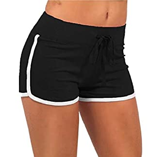 STYLE SHELL Women's Cotton Drawstring Shorts
