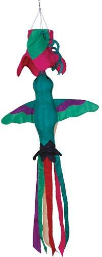 Premier Kites 78555 3dインフレータブルNutty Buddy Wind Spinner , Haileyハチドリ、42-inch B004S6W9KG