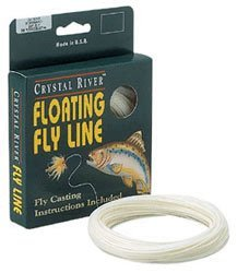 Crystal River Fly Line Weight Forward #5, Outdoor Stuffs