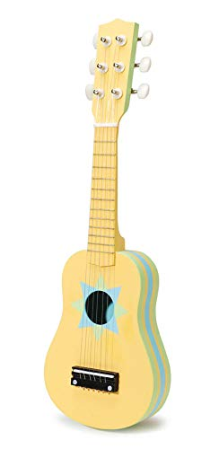 Darice Wood Guitar, 20-Inch, Unpainted