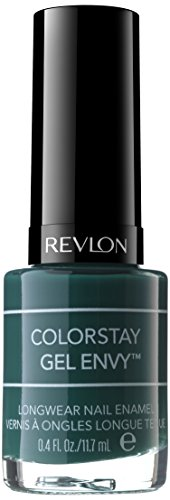 (Revlon ColorStay Gel Envy Longwear Nail Enamel, High Stakes/230, 0.4 Fluid Ounce)