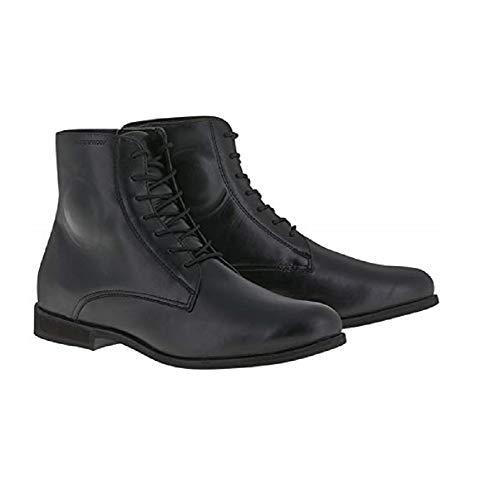 Alpinestars Parlor Men's Waterproof Street Motorcycle Shoes - Black / 7 (Shoe Parlor)