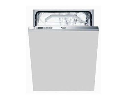 Indesit DIFP 48 Totalmente integrado 12cubiertos A lavavajilla ...