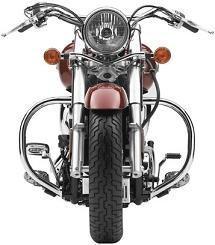 Cobra Standard Chrome 1-1/4''; Freeway Bars