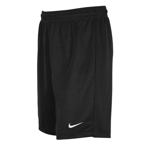 Nike Men's Team Equalizer Soccer Shorts, Black, XX-Large