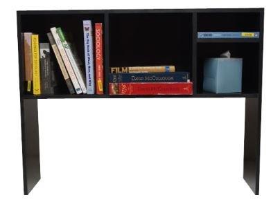 DormCo The College Cube - Desk Bookshelf - Black Color