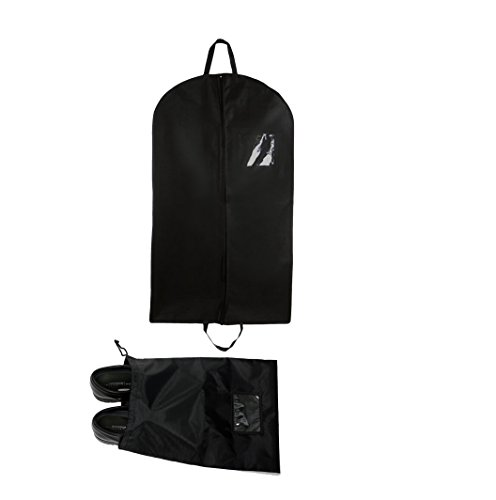 Bags for Less Professional Garment Bags – Travel Organization and Protection for Clothes