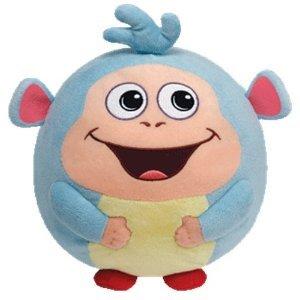 Ty Beanie Ballz 8 Plush Boots The Medium Monkey Ball From Dora