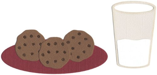 QUICKUTZ We R Memory Keepers 4-Inch by 4-Inch Die, Cookies and ()