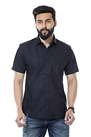 Men Regular Fit Casual Shirt