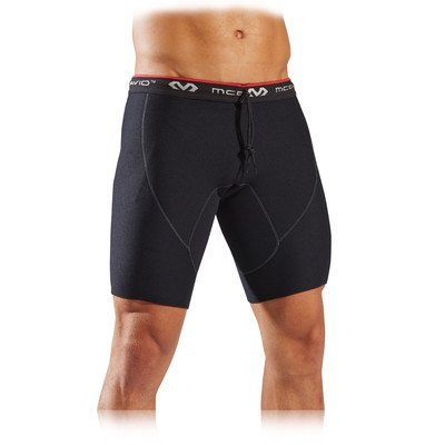 Mcdavid Thermal and Compression Therapy short for Thigh, hamstrings, Glutes, and Groin support and weight trimming